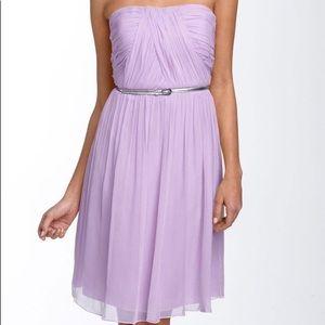 Donna Morgan Chiffon Bridesmaid Dress size 2